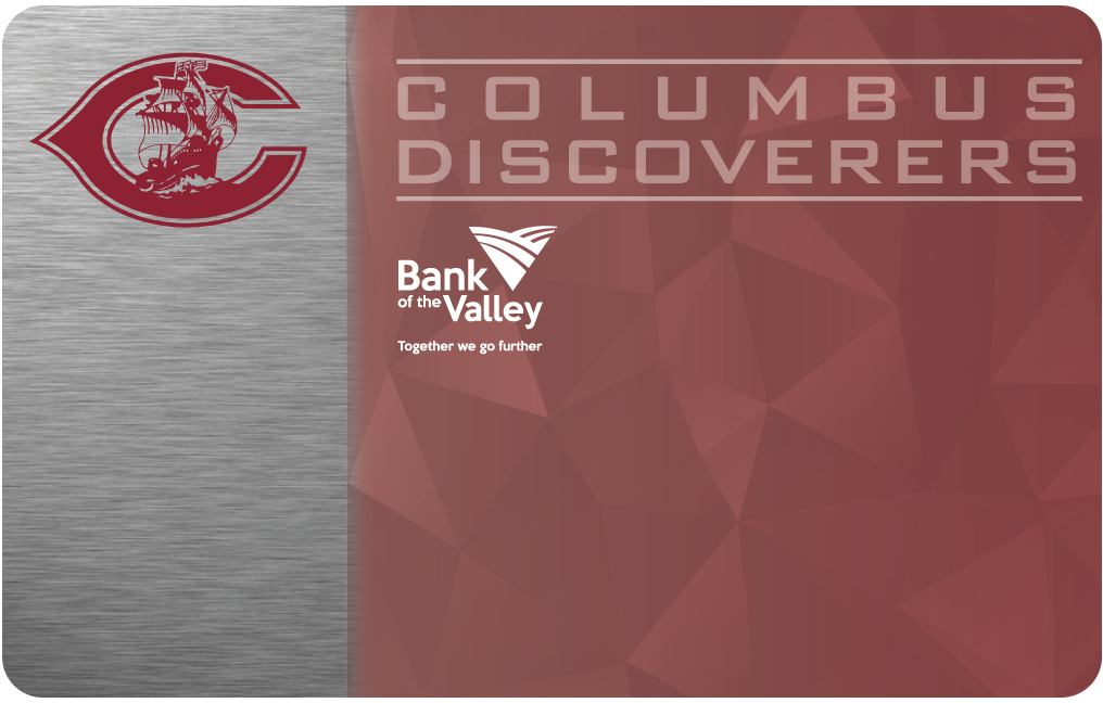 Columbus Discoverers #1