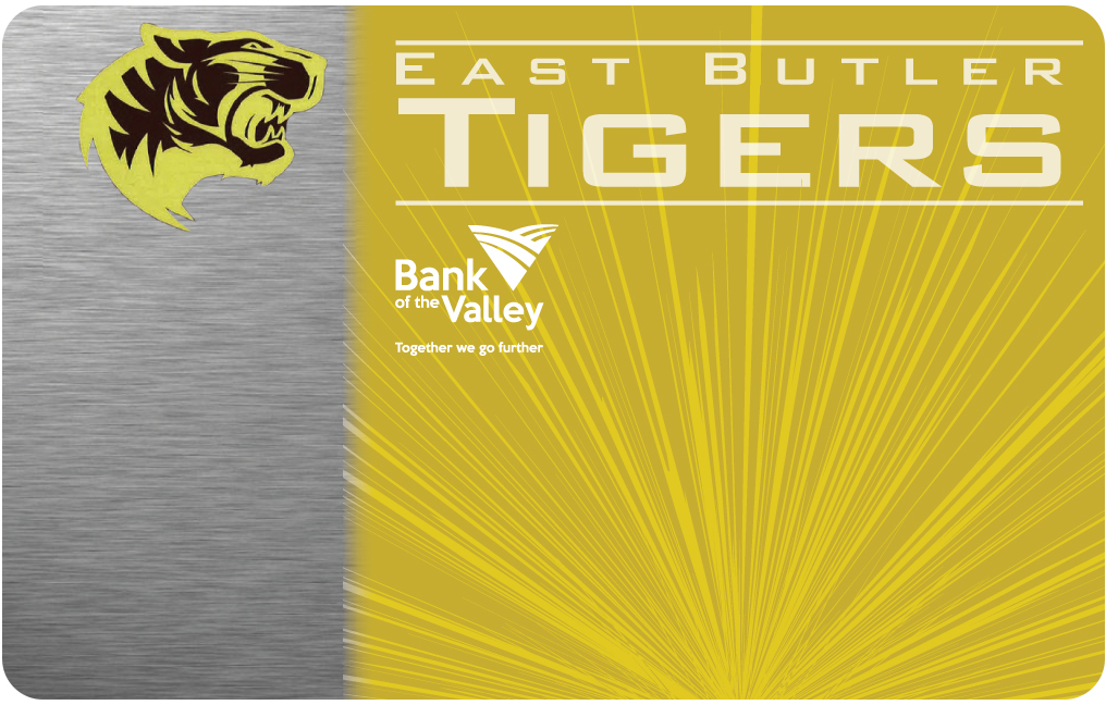 East Butler Tigers #1