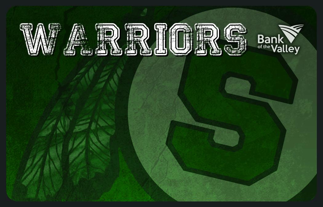 Schuyler Warriors #1